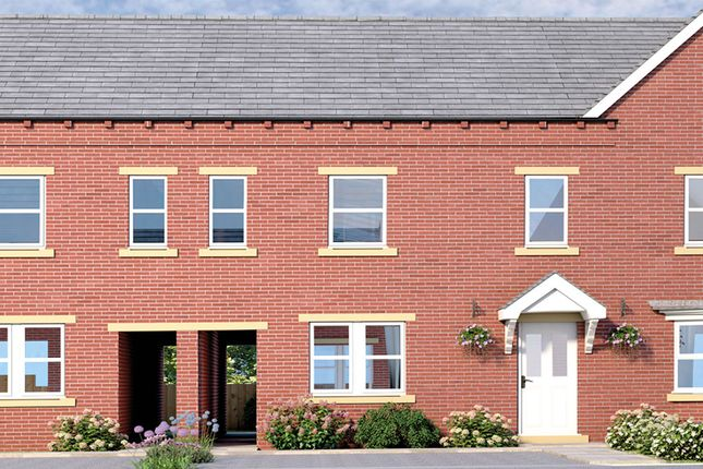 "Thumbnail Mews house for sale in ""The Wentworth"" at Victoria Road, Hyde Park, Leeds"