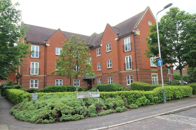 Thumbnail Flat to rent in Academy Fields Road, Romford