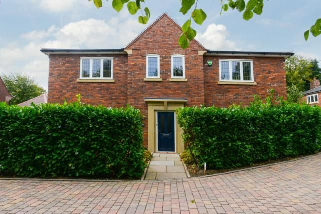 Thumbnail Detached house for sale in The Limes, Derby Road, Bramcote