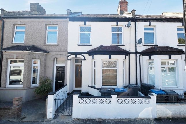 Thumbnail Terraced house for sale in Malcolm Road, London