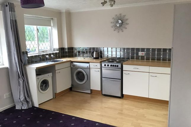 Thumbnail Flat for sale in Orient Court, Gresley Close, Madeley, Telford