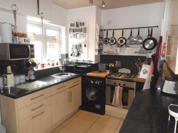 Kitchen of Dyserth Road, Rhyl, Denbighshire LL18