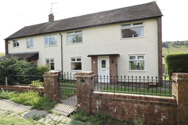 Thumbnail Semi-detached house for sale in Hough Close, Raniow, Macclesfield