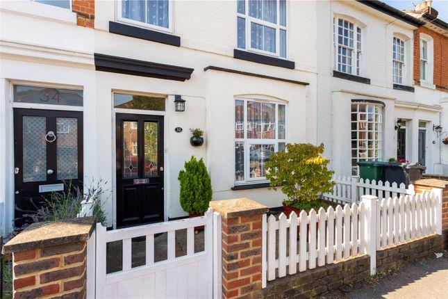 3 Bed Terraced House For Sale In Warren Road Reigate