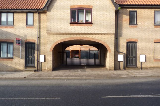 Thumbnail End terrace house to rent in Out Westgate, Bury St. Edmunds