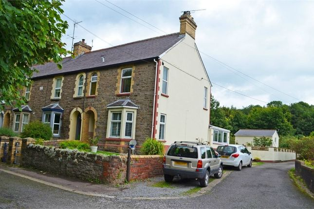 Thumbnail End terrace house for sale in Raglan Terrace, Abergavenny, Monmouthshire