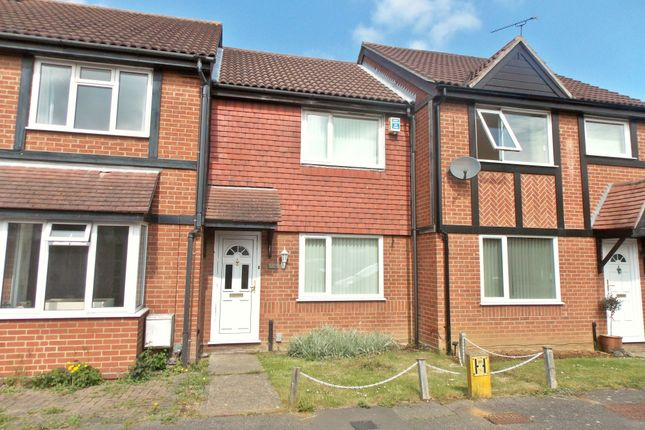 Thumbnail Terraced house to rent in The Downs, Felixstowe