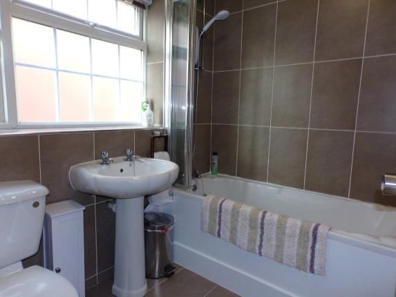 Bathroom of Wolsey Way, Syston, Leicester, Leicestershire LE7