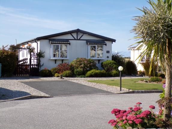 Thumbnail Mobile Park Home For Sale In St Merryn Holiday