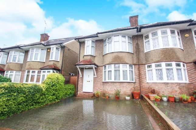 Thumbnail Semi-detached house for sale in Pymmes Green Road, London, .