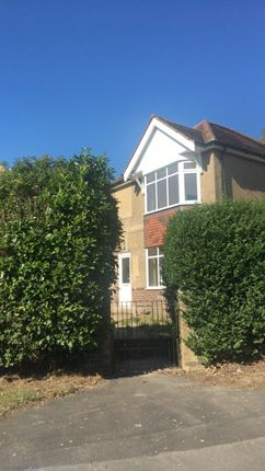 Thumbnail Detached house to rent in Lakelands Drive, Feemantle, Southampton
