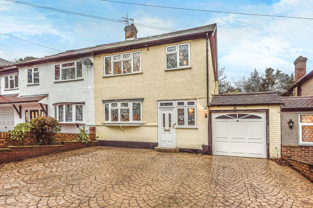 4 bed semi-detached house for sale in Rochester Drive, Bexley DA5
