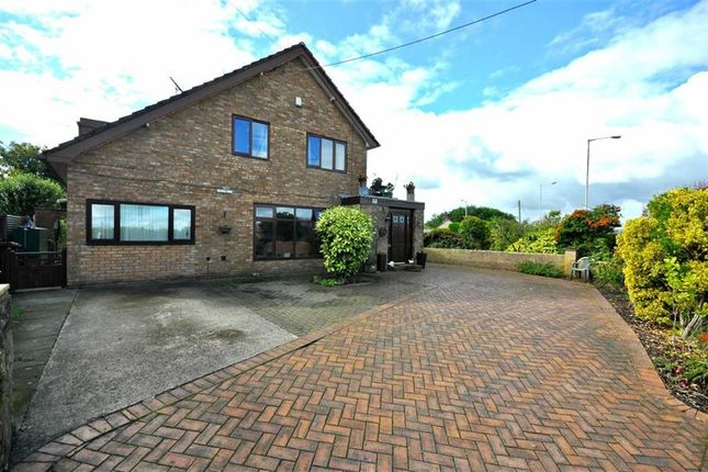 Thumbnail Detached house for sale in Chester Road, Dobshill, Deeside