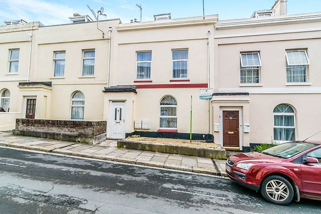 Thumbnail Terraced house to rent in Prospect Street, Plymouth