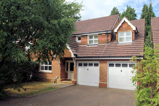 Thumbnail Detached house for sale in Strathcona Gardens, Knaphill, Woking