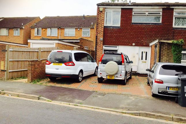 3 bed end terrace house for sale in Burgett Road, Slough