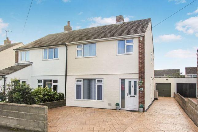 Thumbnail Semi-detached house for sale in Four Acre, Llantwit Major