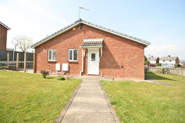 Thumbnail Detached bungalow for sale in Briar View, Brimington, Chesterfield