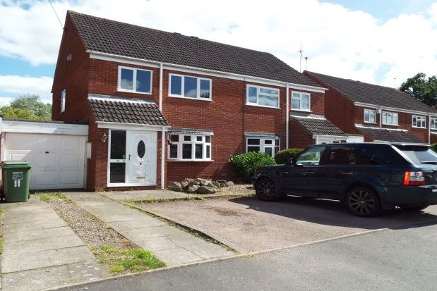 Thumbnail Property to rent in Lassington Close, Redditch