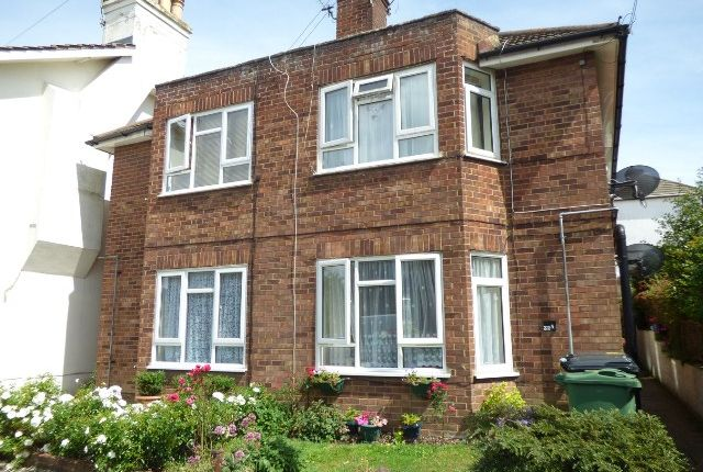 Thumbnail Flat to rent in St James Road, Bexhill On Sea East Sussex