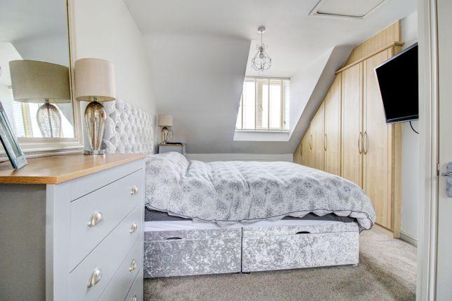 Master Bedroom of Riverside Court, Featherstone, Pontefract WF7