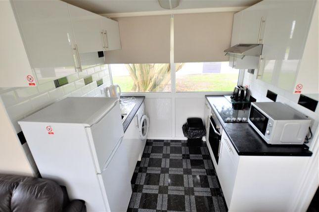 Kitchen of Carmarthen Bay Holiday Park, Kidwelly SA17
