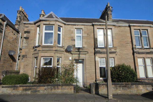 Thumbnail Flat for sale in Meldrum Road, Kirkcaldy