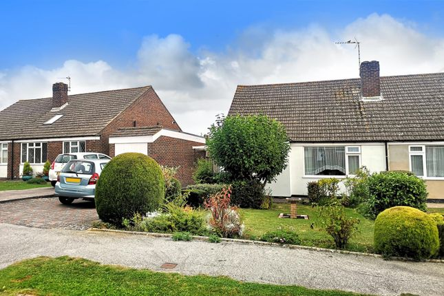 Thumbnail Semi-detached bungalow for sale in Windsor Way, Polegate