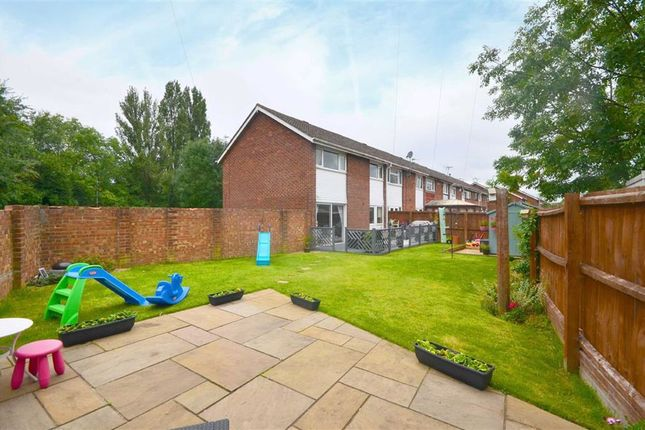 Thumbnail End terrace house for sale in Yew Tree Way, Churchdown, Gloucester