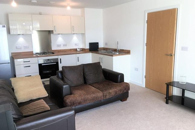 Thumbnail Flat for sale in Cunningham Court, Firepool View, Taunton, Somerset