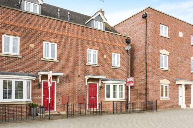 Thumbnail Semi-detached house for sale in Typhoon Way, Brockworth, Gloucester, Gloucestershire