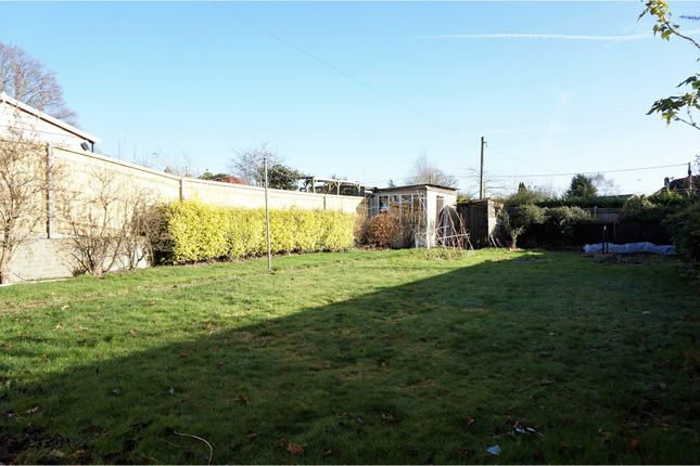 Rear Garden of Woodmoor, Wokingham RG40