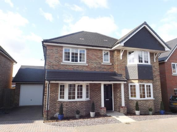 Thumbnail Detached house for sale in Penrith Crescent, Wickford