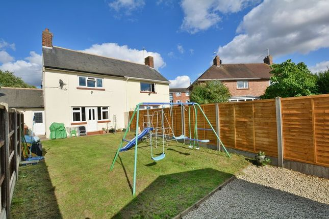 2 bed semi-detached house for sale in Moorland Avenue, Lincoln