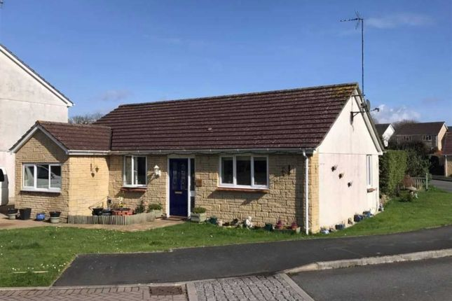 Thumbnail Detached bungalow for sale in Old Chapel Way, Millbrook, Torpoint