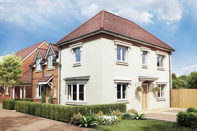 Thumbnail Semi-detached house for sale in The Bluebell, Hartley Meadows, Whitchurch, Hampshire