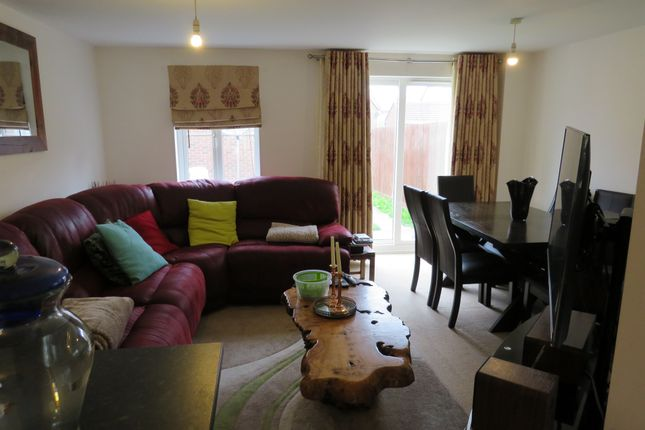 3 bed semi-detached house for sale in Wagtail Walk, Corby