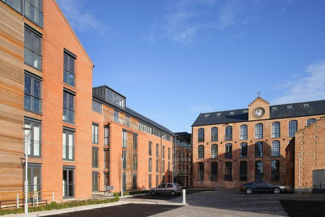 Thumbnail Flat to rent in The Parkes Building, Beeston