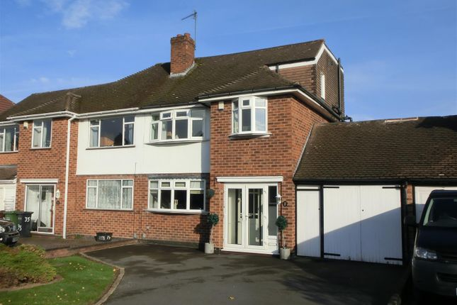 Semi-detached house in  Queens Avenue  Shirley  Solihull  Birmingham
