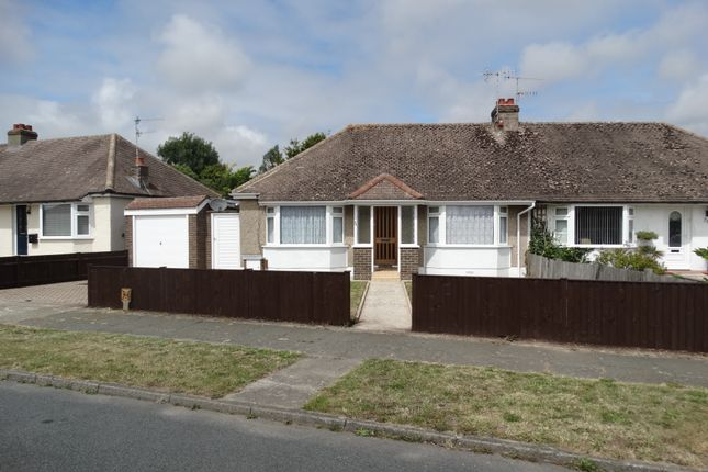 3 bed bungalow to rent in Berriedale Drive, Sompting BN15