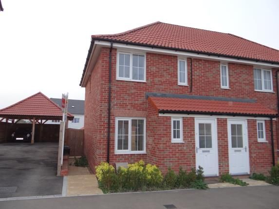 Thumbnail Terraced house for sale in Central Boulevard, Aylesham, Canterbury, Kent