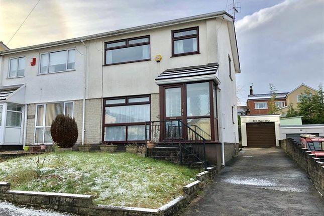 Thumbnail Property to rent in Heol Bueno, New Inn, Pontypool