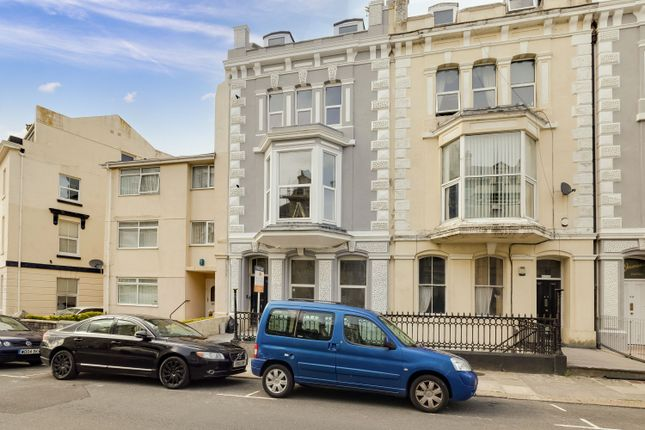 Thumbnail Flat for sale in Citadel Road, The Hoe, Plymouth.