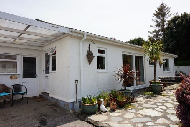 Thumbnail Detached bungalow for sale in Gloucester Avenue, Carlyon Bay, St Austell