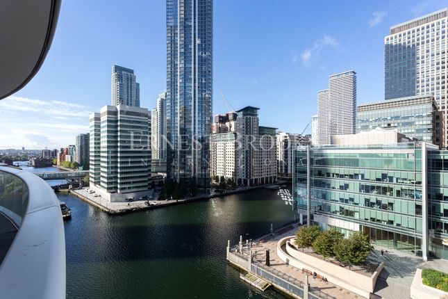 Thumbnail Flat to rent in One Park Drive, Canary Wharf