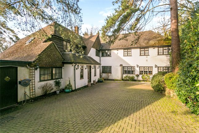 Thumbnail Detached house for sale in The Woods, Northwood, Middlesex