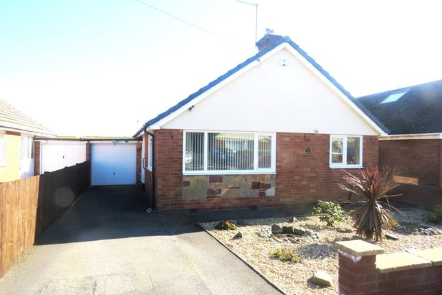 Thumbnail Detached bungalow for sale in Sandringham Avenue, Meols, Wirral