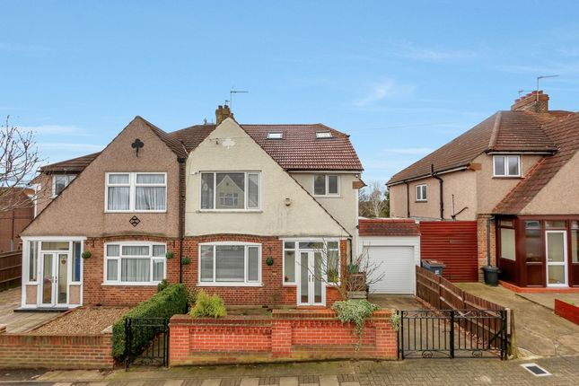 Thumbnail Semi-detached house for sale in Kynaston Road, Bromley