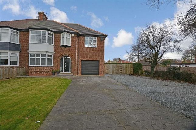 Thumbnail Semi-detached house for sale in Kingston Road, Willerby, East Riding Of Yorkshire
