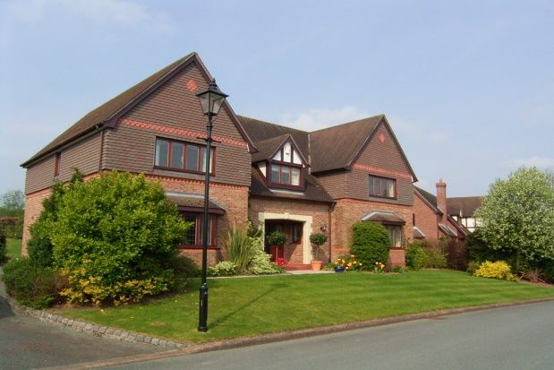 Thumbnail Detached house to rent in Northop Country Park, Northop, Mold